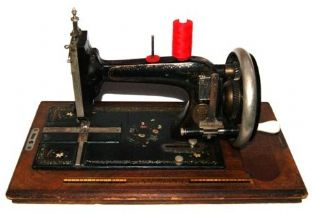 #986 Winselmann Sewing Machine